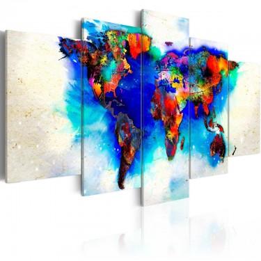 Obraz  Wszystkie kolory świata