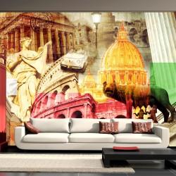 Fototapeta Rzym kolaż