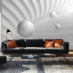 Fototapeta Symetria bieli