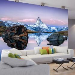 Fototapeta Samotna góra