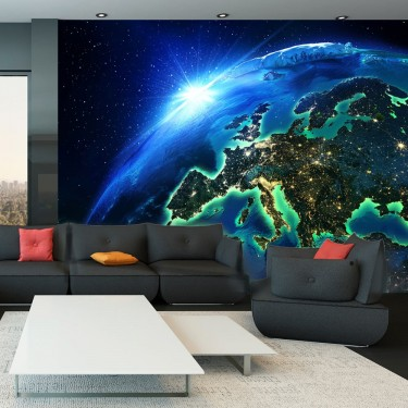 Fototapeta  Błękitna planeta