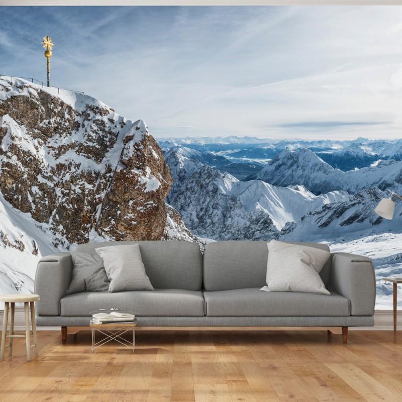 Fototapeta  Alpy  Zugspitze