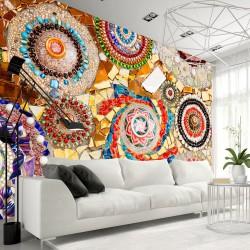 Fototapeta - Marokańska mozaika