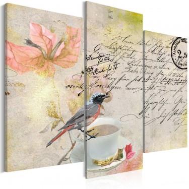 Obraz  List z przeszłości