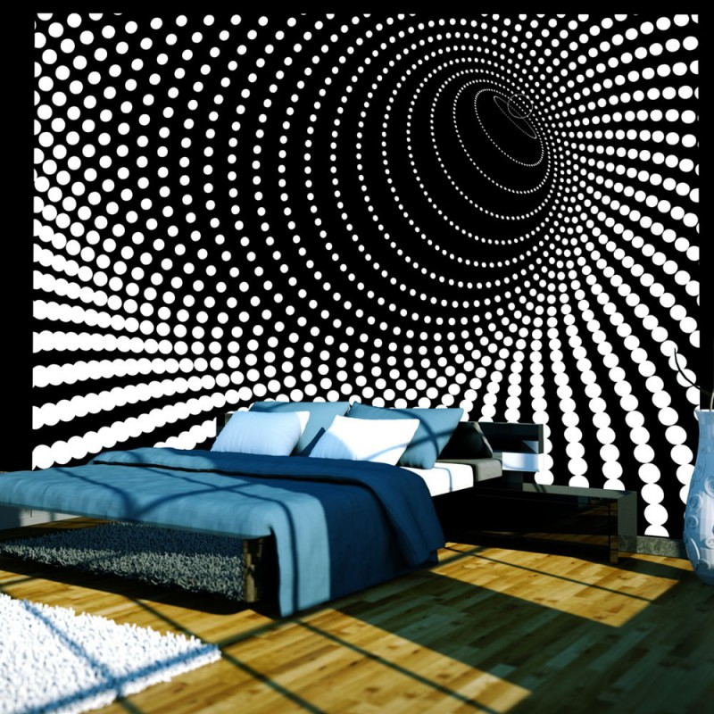 Fototapeta  Abstract background 3D