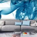 Fototapeta Niebieski dym