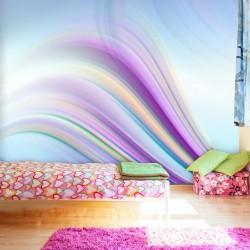Fototapeta Rainbow abstract background