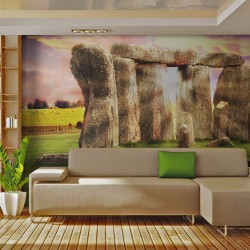 Fototapeta - Magiczne megality - Stonehenge