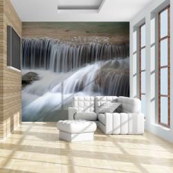 Fototapeta Waterfalls in Kanchanaburi, Thailand