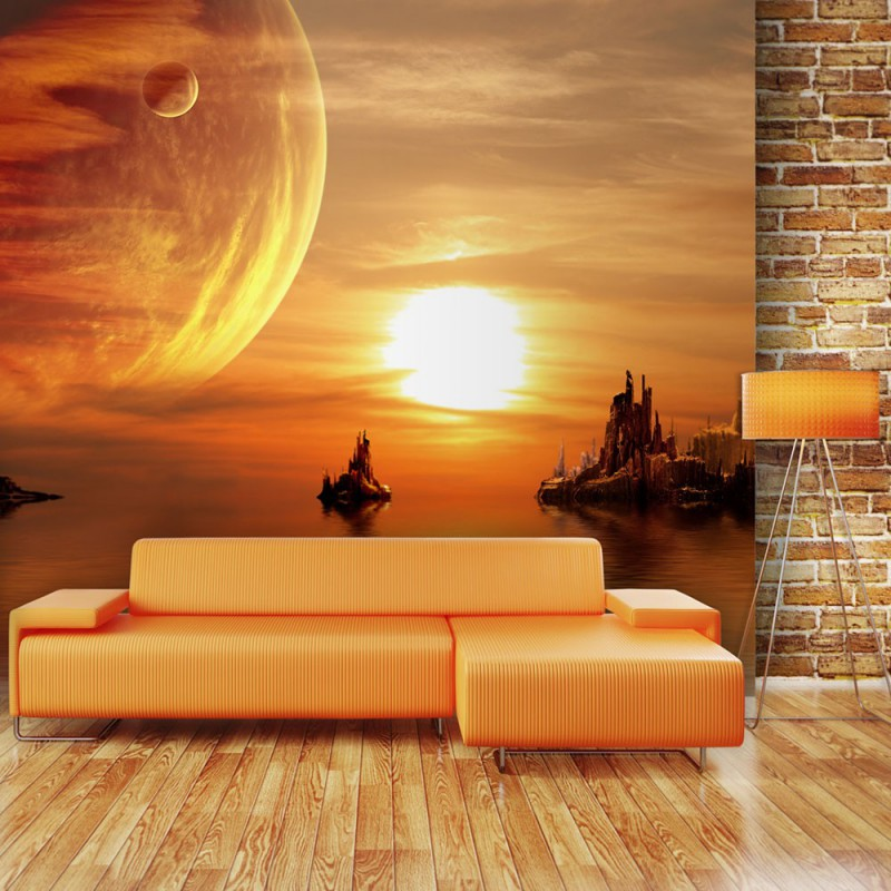 Fototapeta  Fantasy sunset