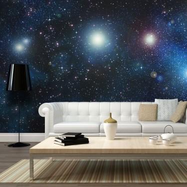 Fototapeta  Miliardy jasnych gwiazd