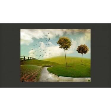 Fototapeta  jesień  krajobraz