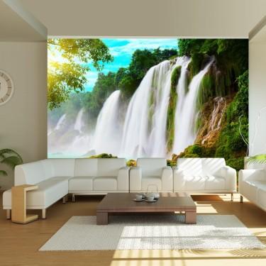 Fototapeta  Detian  wodospad (Chiny)
