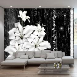 Fototapeta  Płaczące lilie