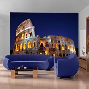 Fototapeta  Koloseum nocą
