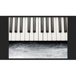 Fototapeta  Zainspirowane Chopinem  szary kamień