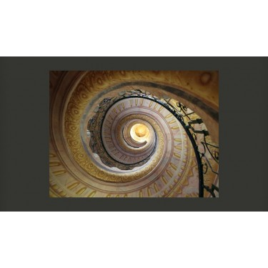 Fototapeta  Decorative spiral stairs