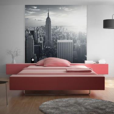 Fototapeta  Widok na nowojorski Manhattan o świcie