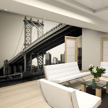 Fototapeta  Most Manhattan, Nowy Jork