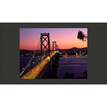 Fototapeta  Charming evening in San Francisco