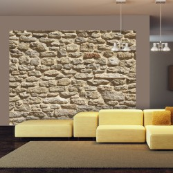 Fototapeta - Stara kamienna ściana
