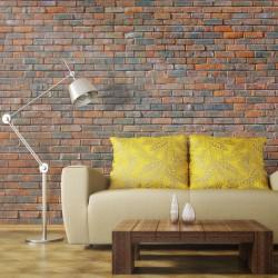 Fototapeta - Ściana z cegły