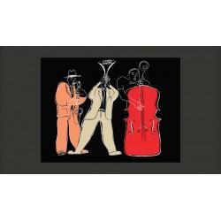 Fototapeta  instrumenty muzyczne (jazz)