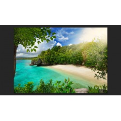 Fototapeta  Słoneczna plaża