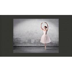 Fototapeta  Baletnica niczym z obrazu Degas