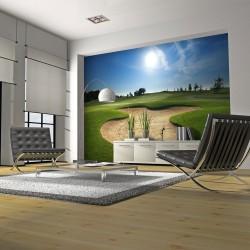 Fototapeta - Pole golfowe