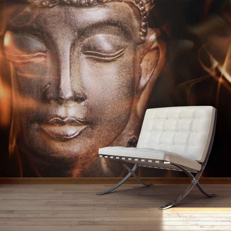 Fototapeta  Buddha. Fire of meditation.