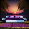 Fototapeta Romantyczny wieczór na plaży