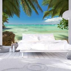 Fototapeta - Relaks na plaży