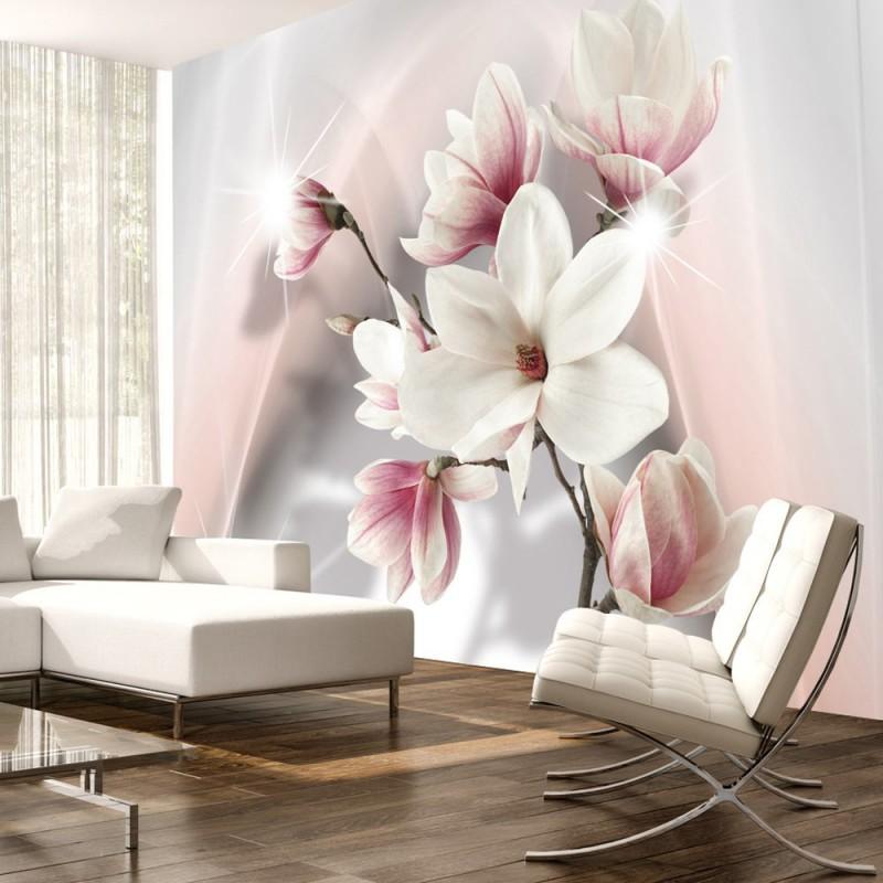 Fototapeta  Białe magnolie