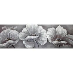 Srebrzyste kwiaty