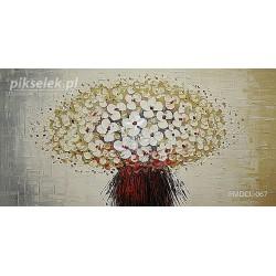 Wybujałe naręcze kwiatów