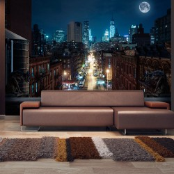 Fototapeta  Śpiący Nowy Jork