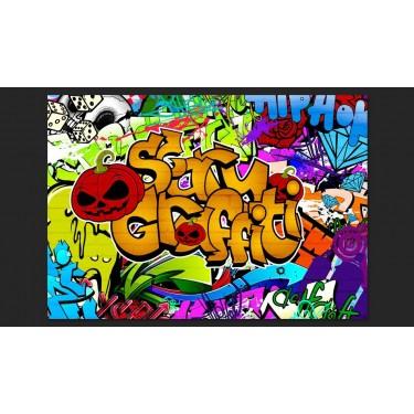 Fototapeta  Scary graffiti