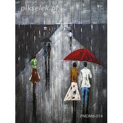Deszczowa perspektywa