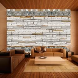 Fototapeta - Kamienna mozaika