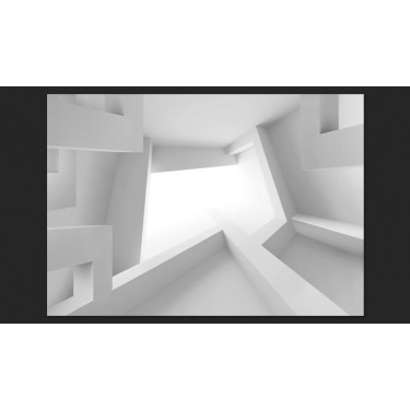 Fototapeta  Biały pokój