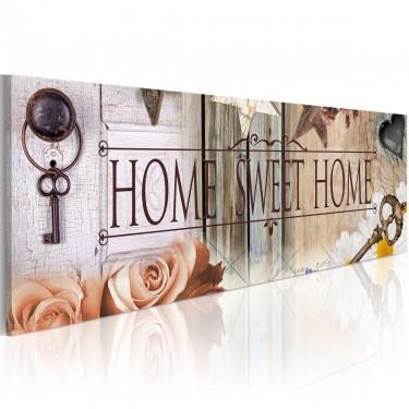 Obraz  Klucz do ukochanego domu