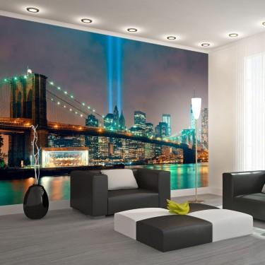 Fototapeta  Swiatła Nowego Jorku