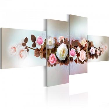 Obraz - Bukiet z różami