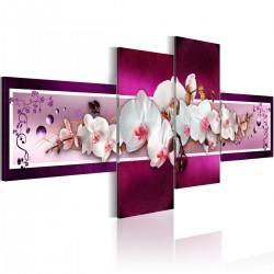 Obraz Romantyczne orchidee