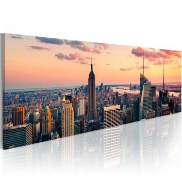 Obraz  Morze wieżowców  NYC