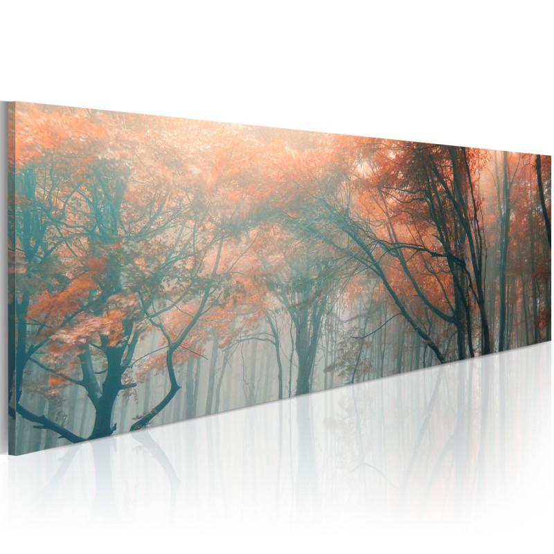 Obraz  Jesienna mgła