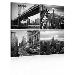 Obraz Stylowy Nowy Jork