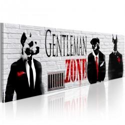 Obraz Dżentelmeni