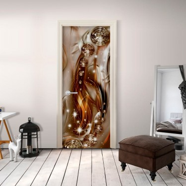 Fototapeta na drzwi  Tapeta na drzwi  Abstrakcja